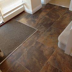 Karndean luxury vinyl tiles.