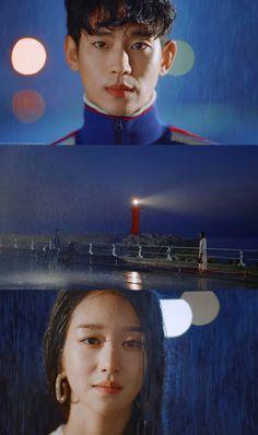Korean Drama Tv, Drama Korea, Korean Actors, Kdramas To Watch, Hyun Seo, Korean Shows, Poster Boys, Weightlifting Fairy, Another Love