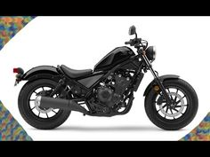 Honda Rebel 300  500 Coming Soon