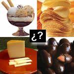 ¿Cual es tu perdición? Dulce o salado, Helado o Caliente? Cual es la que te engorda malllllllllll???