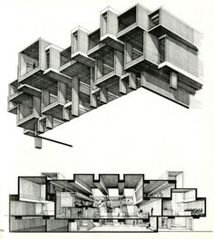 Expo *58   Philips Pavilion by architecture grand master Le Corbusier and Iannis Xenakis
