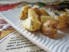 Rosemary Roasted Potato Salad