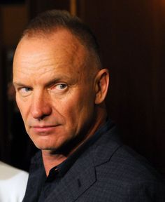 Sting is HOT!! My other fav!!!