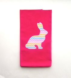 Easter+Applique+Kitchen+Towel%2C+Easter+Bunny+Tea+Towel%2C+Dish+Towel%2C+Hand+Towel%2C+Tea+Towel%2C+Easter+Decor