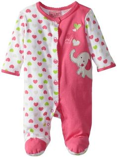 Carter's Watch the Wear Baby-Girls Newborn Elephant Heart Coverall, Pink, 0-3 Months Carter's Watch the Wear,http://www.amazon.com/dp/B00CH0ZMFO/ref=cm_sw_r_pi_dp_Gouksb1TMB23K02P