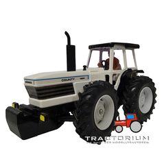 Britains 9324 Ford County 1884 Traktor 1/32
