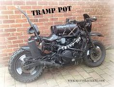 Image result for rat rod scooter