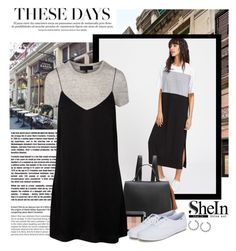 """""""Relaxing Day"""" by polybaby ❤ liked on Polyvore featuring Barker, Bobbi Brown Cosmetics, Keds and shein"""