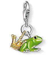 Thomas Sabo Frog Charm, Sterling Silver