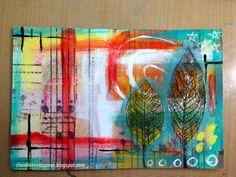Claudine's Art Corner: Part Two - Journal Soup Online Class