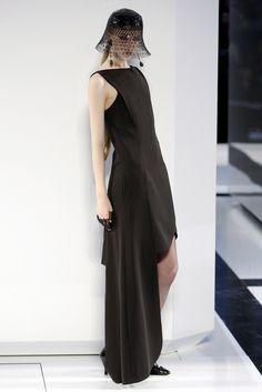 Chanel Fall 2009 Couture Fashion Show - Skye Stracke