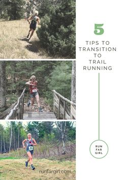 5 Tips to Transition to Trail Running