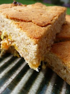 Grain-Free & Nut-Free Cinnamon Scones