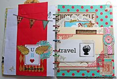 """""""Believe You are Loved"""" UR ❤ w/ Angel Wings! ~  Gift Tag, SMASH book, Scrapbook, Project Life, Journal, Travel Journal"""