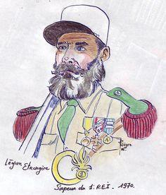1970-Legion-sapeur - Légion étrangère — Wikipédia
