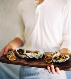 Walnut Serving Board by Make & Stow on Scoutmob Shoppe
