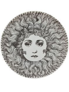 FORNASETTI - Plate by barbara.stone