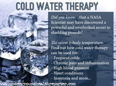 Most don't like to take cold showers, but what if you found out that cold water therapy can actually help with high blood pressure and much more. Discover how cold water therapy may be able to help you. Taking Cold Showers, Bath Benefits, Water Surfing, Ju Jitsu, Blood Pressure Remedies, Healthy Food To Lose Weight, Weight Loss Cleanse, Medical Weight Loss, Weight Loss Workout Plan