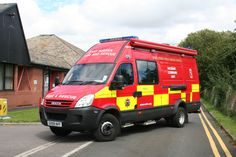 Rescue Vehicles, Fire Apparatus, Emergency Vehicles, Fire Engine, Fire Trucks, Great Britain, Firefighter, Ems, Engineering
