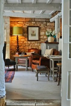 English country style interiors/lulu klein