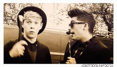 Niall and Zayn :) {GIF}