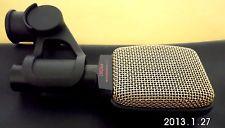 Sennheiser BF-509 (MD 409), flat surface dynamic mic, GREAT!!!