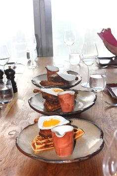 On the blog! | Duck and Waffle | London