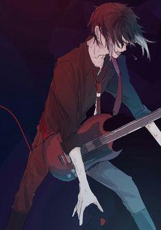 Anime Black Hair, Boys Anime, Bokuaka, Another Anime, Bongou Stray Dogs, Anime Sketch, Yandere, Me Me Me Anime, Animal Drawings
