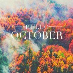 Привет Осень.