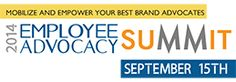Social Media Today Announces: Employee Advocacy Summit Launches in Atlanta September 2014  http://www.socialmediatoday.com/content/employee-advocacy-summit-launches-atlanta-september-2014