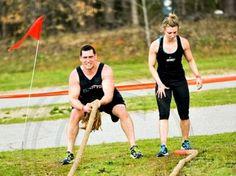 #Fitmark #Ambassador Vince Brodt #BattleRopes #Goals #Workout #Exercise #Fitness #Functional #Training