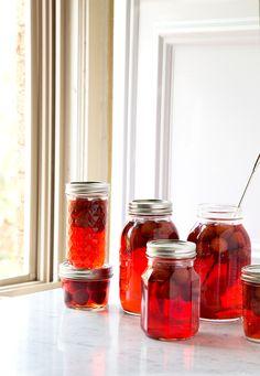 Strawberry Kompot Recipe