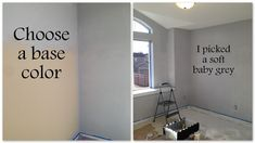 Life As Always: Live & Learn -- How To Paint Chevron Stripes Paint Chevron Stripes, Diy Wall Painting, Kids Room Paint, Striped Walls, Baby Boy Rooms, Learn To Paint, Soft Colors, Bedroom Decor, Bedroom Ideas