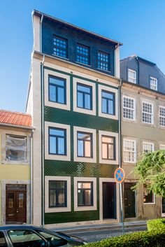 Edifício DOMUM - Helder Sousa