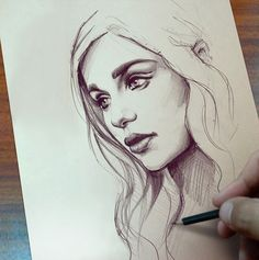 GOT ART - Daenerys Targaryen on Behance