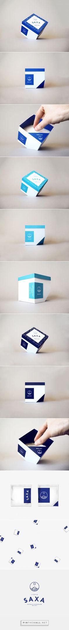 Saxa / Salt brand /