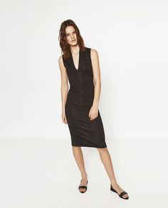 SLEEVELESS DRESS-View all-WOMAN-NEW IN | ZARA United States