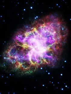 Scientists crack open the Crab Nebula in gorgeous new photo