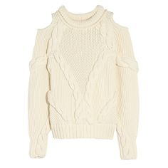 Neutral Cable Knits | sheerluxe.com