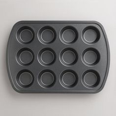 One of my favorite discoveries at WorldMarket.com: Metal Nonstick 12c Muffin Pan