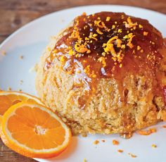 Delicious and traditional this Steamed Seville Orange Marmalade Cake will make your mouth water just by reading the method.