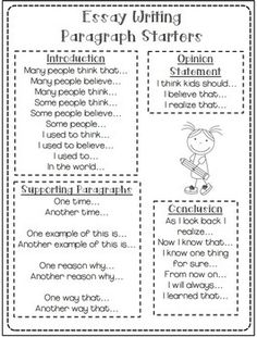 Essay writing tips language arts Third Grade Doodles: Help for Struggling Writers and a Giveaway! Essay Writing Skills, Expository Writing, Paragraph Writing, Writing Strategies, Writing Lessons, Writing Workshop, Teaching Writing, Opinion Writing, Persuasive Essays