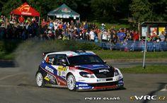 Roman Kresta; Petr Starý; Škoda Fabia S2000; Barum Czech Rally Zlín 2014