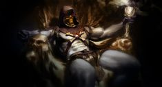 He-Man and the Masters of the Universe Art / Gerald Parel