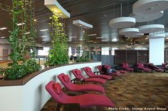 What are the best Airports to Sleep in? The travellers of Sleeping in Airports came up with a top 3 of the best Airports to Sleep in. Sheremetyevo International Airport, Plane Seats, Study Cafe, Singapore Changi Airport, Airport Design, Rest Area, Travel Bugs, Around The Worlds, Relax