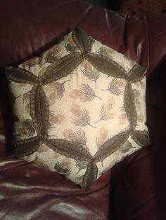 Hexagonal cushion