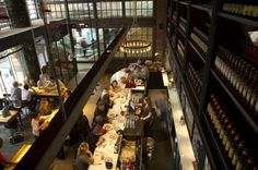 The latest addition to the Mercatto family which already has three locations in Toronto, is the newly opened Trattoria Mercatto in t...