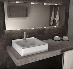 baños modernos combinados con guarda piedras - Buscar con Google