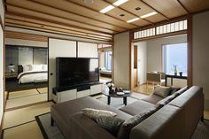 ザ・リッツ・カールトン東京が、新デザイン「モダンジャパニーズ スイート」の販売をスタート。