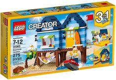 LEGO 31063 CREATOR VACANZA AL MARE - Tutte le ultime novità dal mondo LEGO in pronta consegna su Vendiloshop.it #lego #offerte #giocattoli #vendiloshop